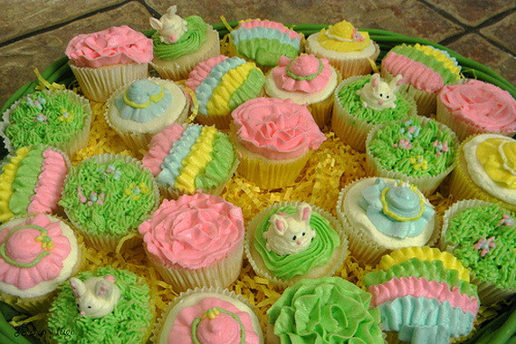 Easy Easter Cupcakes  Easy Easter Cupcakes For Kids and Adults family holiday