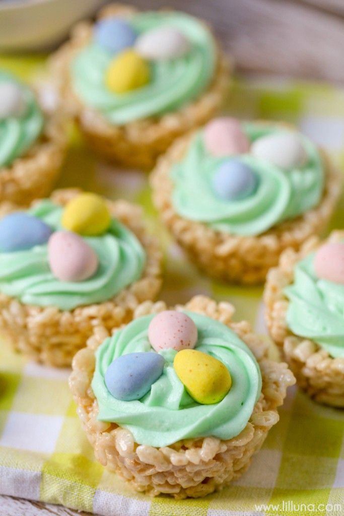 Easy Easter Desserts For Kids  17 Best ideas about Easter Treats on Pinterest