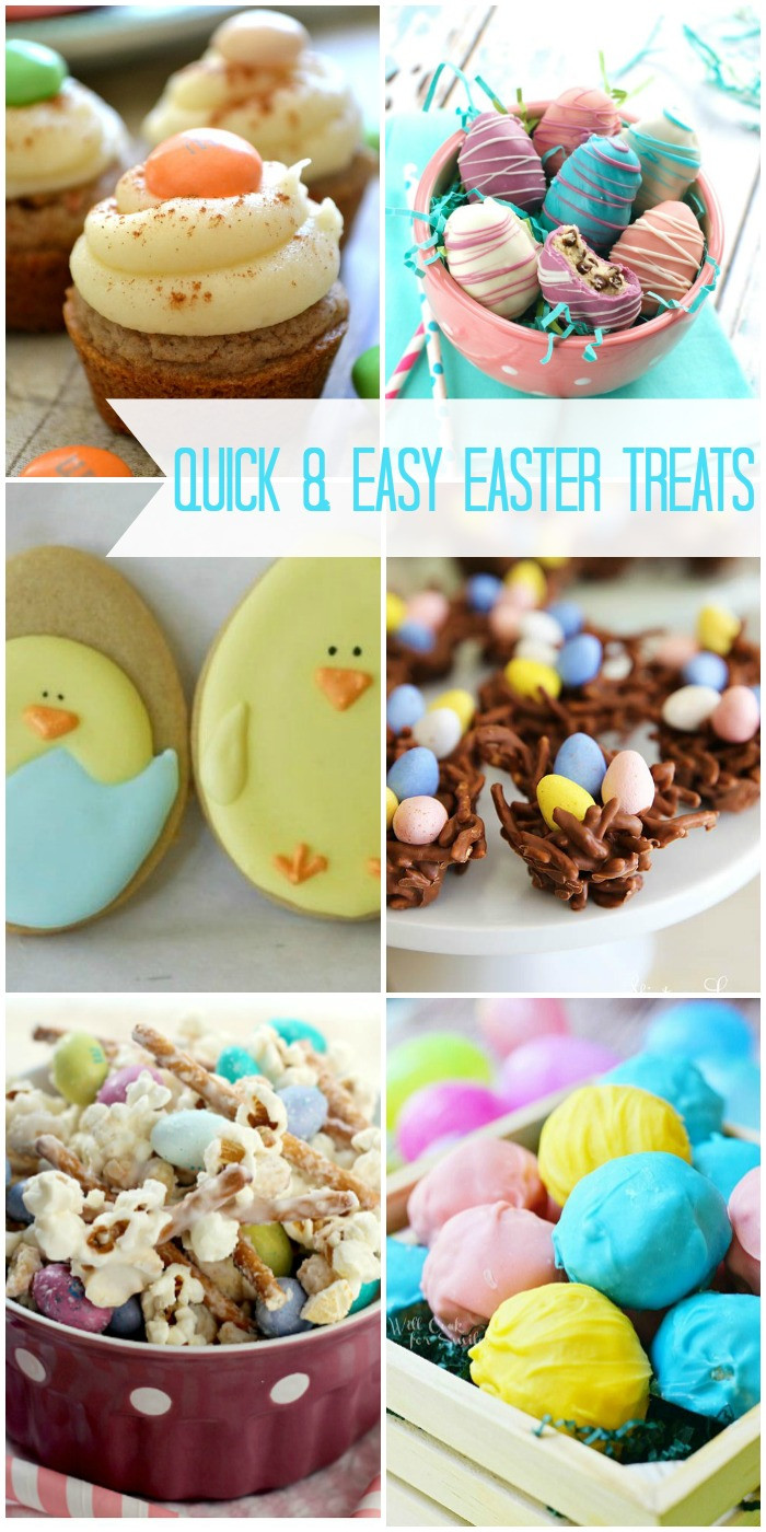 Easy Easter Desserts Recipe  Easter Desserts