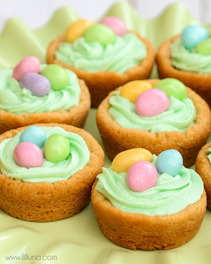 Easy Easter Desserts Recipes With Pictures  Easter Desserts