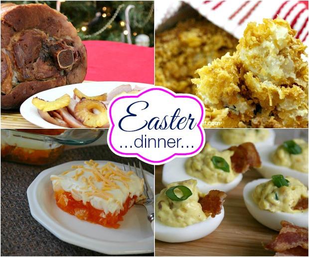 Easy Easter Dinner Recipe  Easy Easter Entertaining Hoosier Homemade