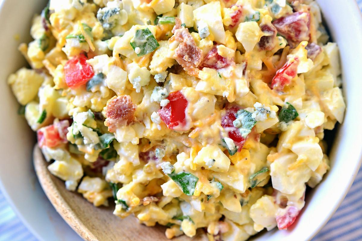 Easy Easter Salads  12 Best Egg Salad Recipes How To Make Easy Egg Salad