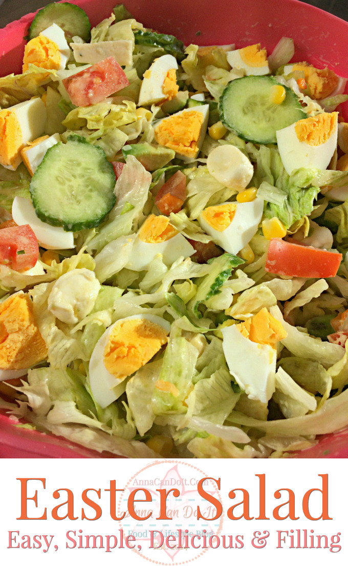 Easy Easter Salads  Easter Salad Easy Simple Delicious & Filling