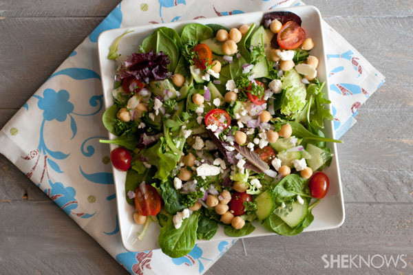 Easy Easter Salads  4 Side dishes for your Easter dinner