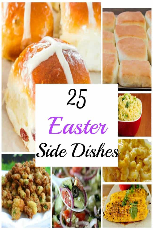 Easy Easter Side Dishes Recipe  25 Easter Side Dishes