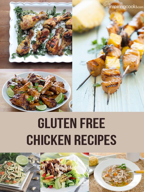 Easy Gluten Free Chicken Recipes  108 best images about Allergy free Eats Main Course on