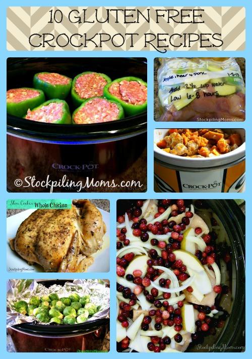 Easy Gluten Free Crockpot Recipes  10 Gluten Free Crockpot Recipes