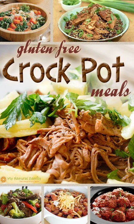 Easy Gluten Free Crockpot Recipes  50 of the Best Gluten Free Crock Pot Meals