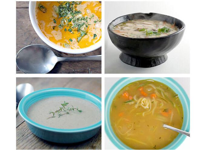 Easy Gluten Free Soup Recipes  Easy Healthy Gluten Free Soup Recipes