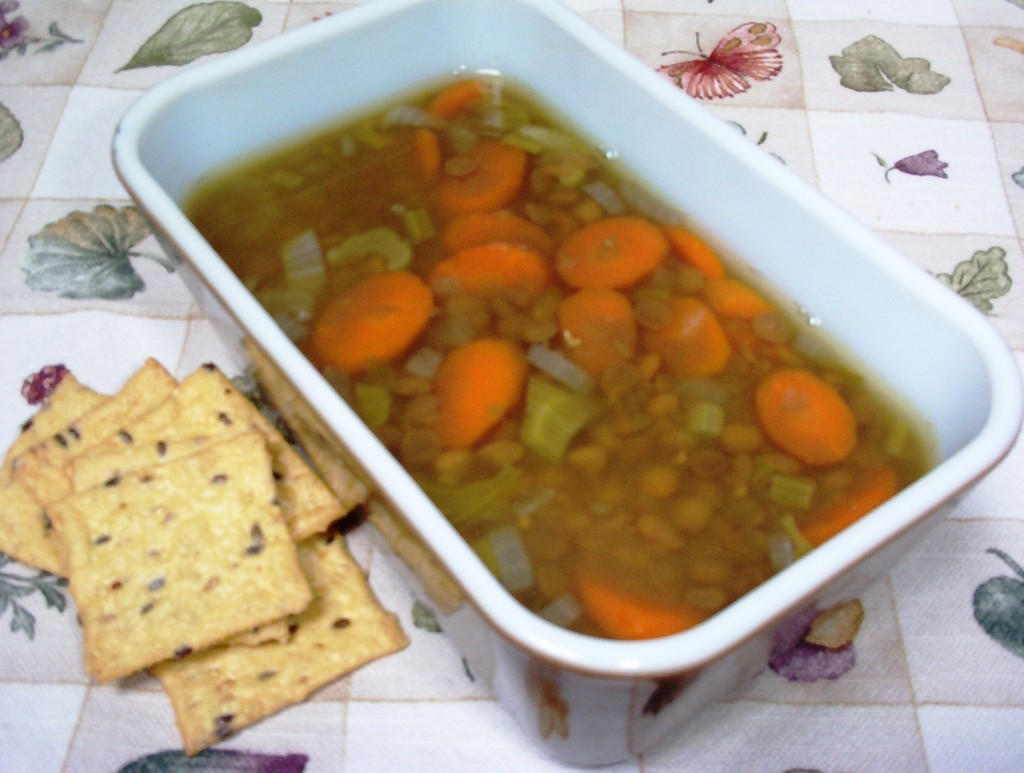 Easy Gluten Free Soup Recipes  A Delicious and Easy Lentil Soup Recipe
