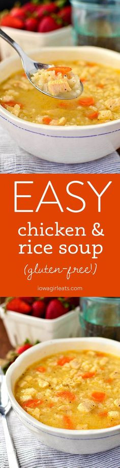 Easy Gluten Free Soup Recipes  Best Osem Chicken Style Consomme Recipe on Pinterest