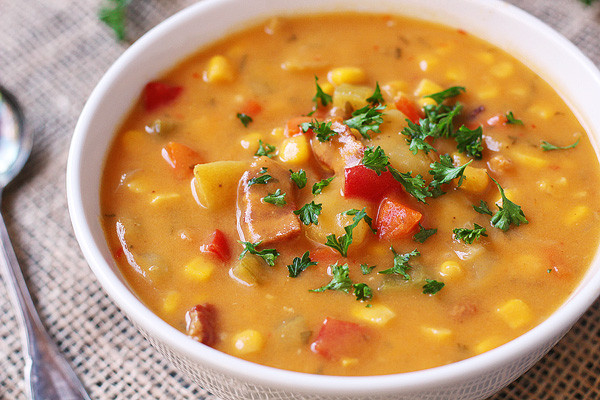 Easy Gluten Free Soup Recipes  Potato Soup