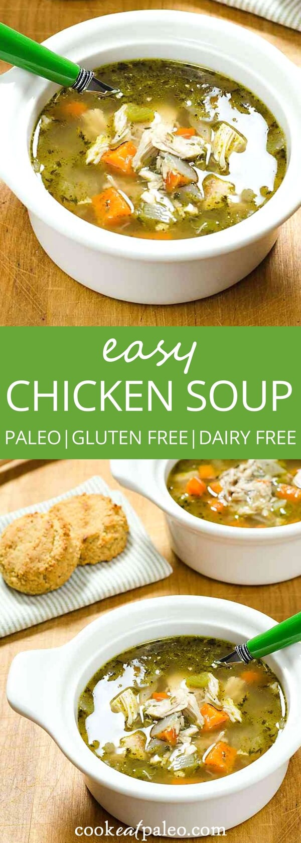 Easy Gluten Free Soup Recipes  Chicken Soup Recipe in a Hurry