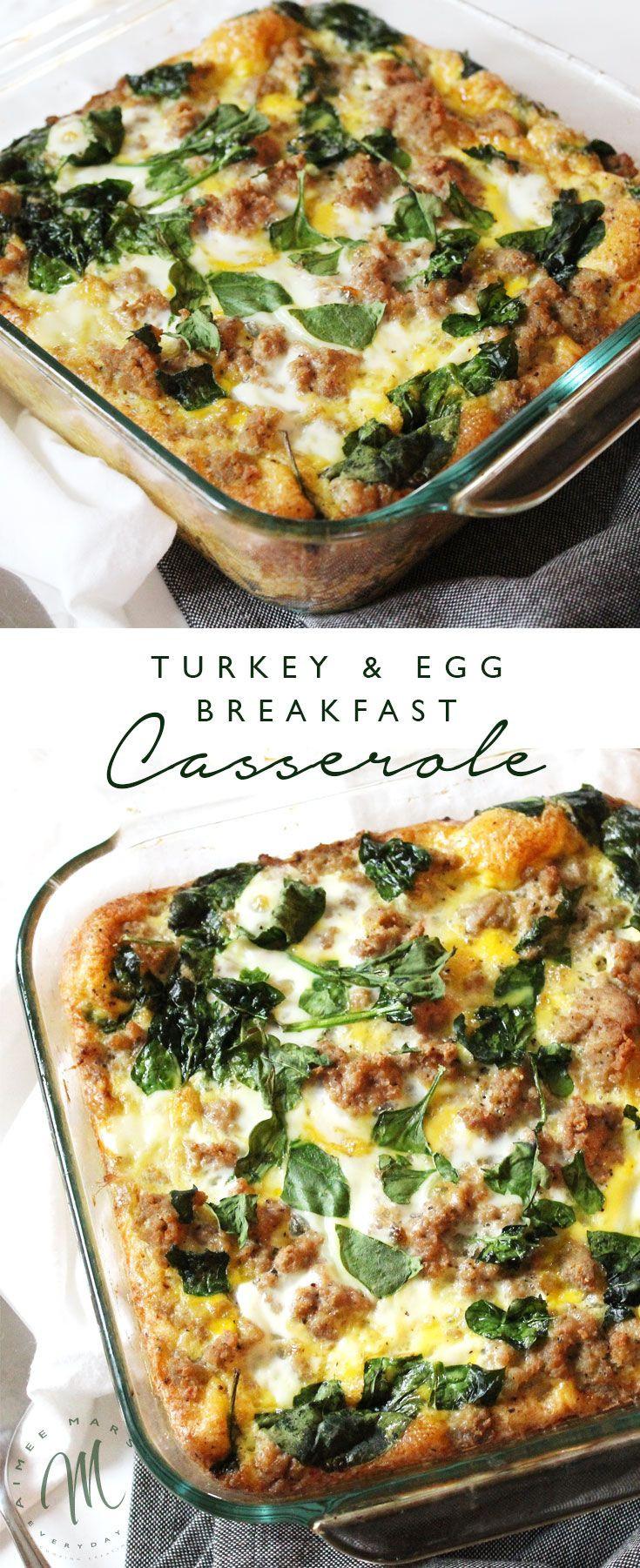 Easy Healthy Breakfast Casserole  Best 25 Healthy breakfasts ideas on Pinterest