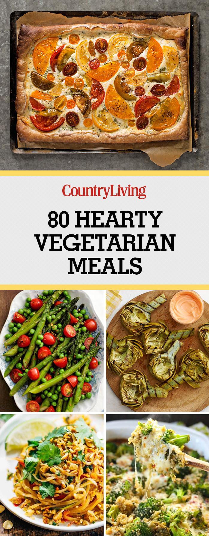 Easy Healthy Vegetarian Dinner Recipes  80 Easy Ve arian Dinner Recipes Best Ve arian Meal