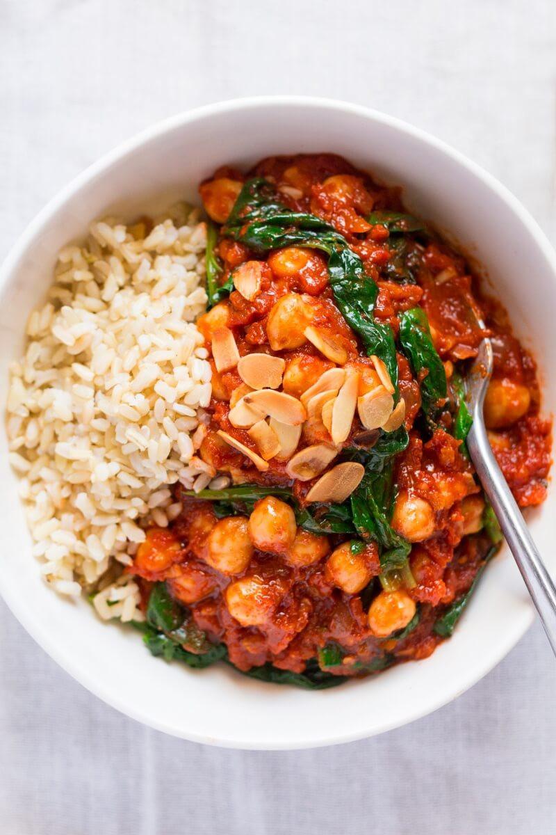 Easy Healthy Vegetarian Dinner Recipes  25 Vegan Dinner Recipes Easy Healthy Plant based