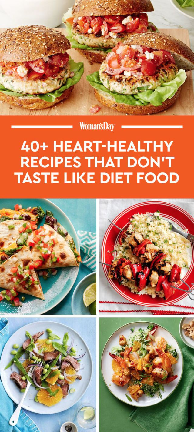Easy Heart Healthy Recipes  62 Heart Healthy Dinner Recipes That Don t Taste Like Diet