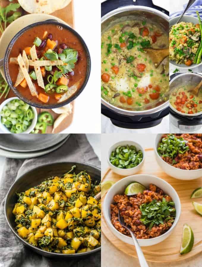 Easy Instant Pot Recipes Vegetarian  18 Easy Vegan Instant Pot Recipes for Weeknights Vegan