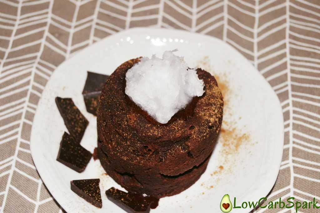Easy Keto Mug Cake  Super Easy Keto Chocolate Brownie Mug Cake