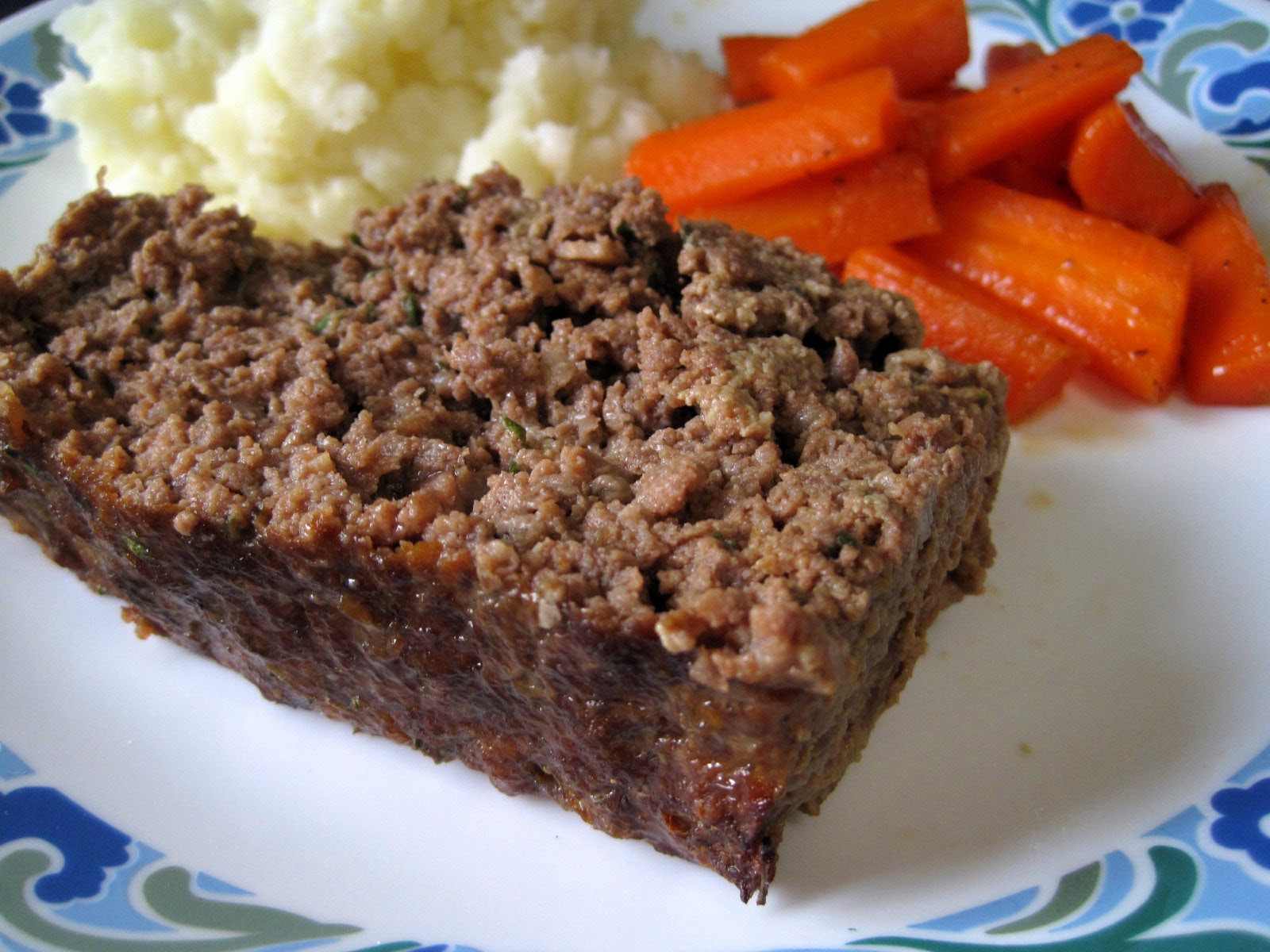 Easy Low Carb Meatloaf  Escape from Obesity Best Low Carb Meatloaf EVER