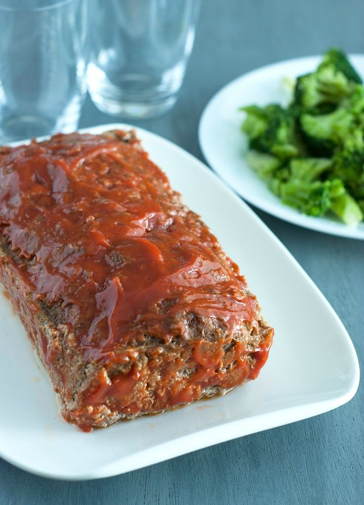 Easy Low Carb Meatloaf  Low Carb Meatloaf Recipe