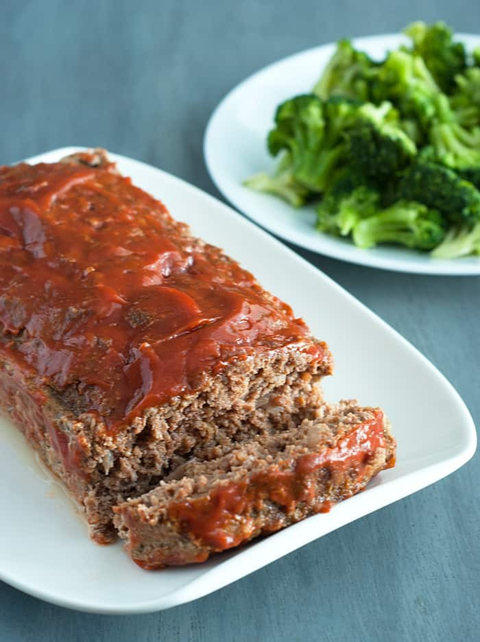 Easy Low Carb Meatloaf  ketogenic meatloaf recipes