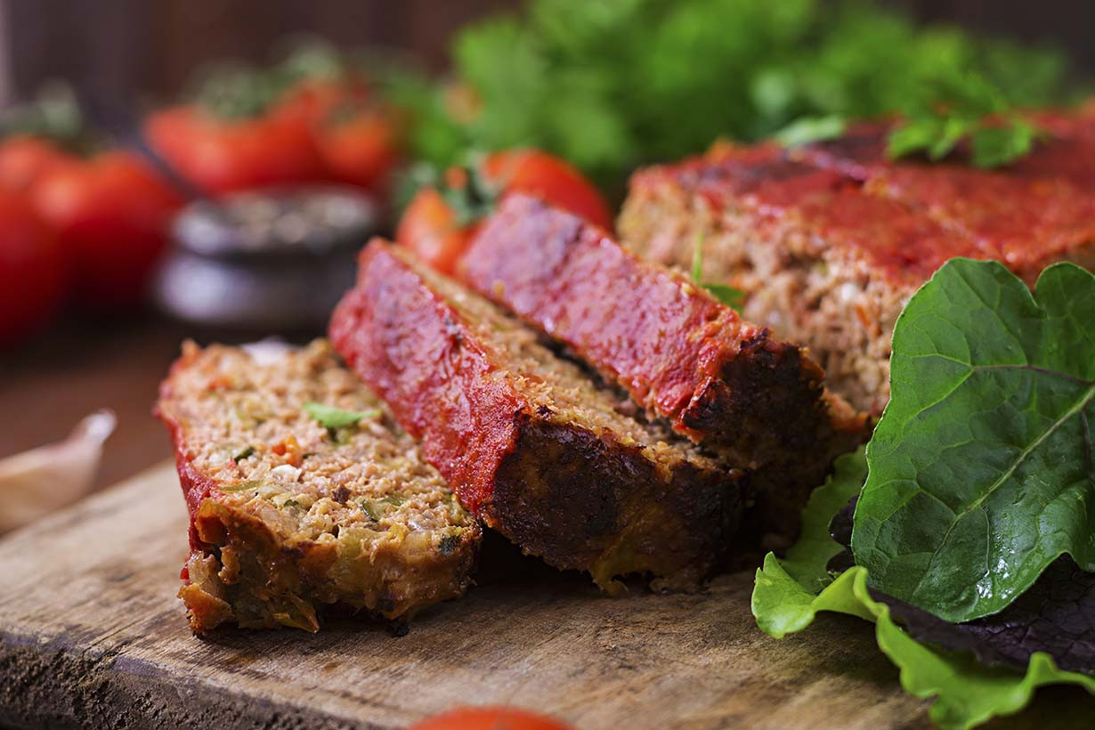 Easy Low Carb Meatloaf  25 Incredible Low Carb Meatloaf Recipes Nutrition Advance