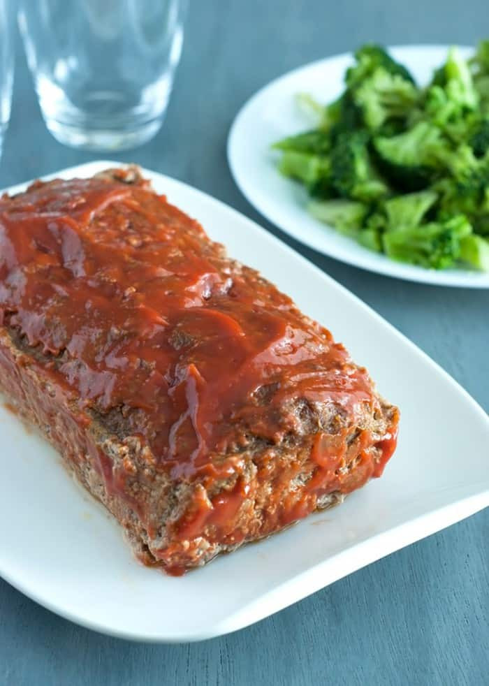 Easy Low Carb Meatloaf  Meatloaf – Livin La Vida Low Carb