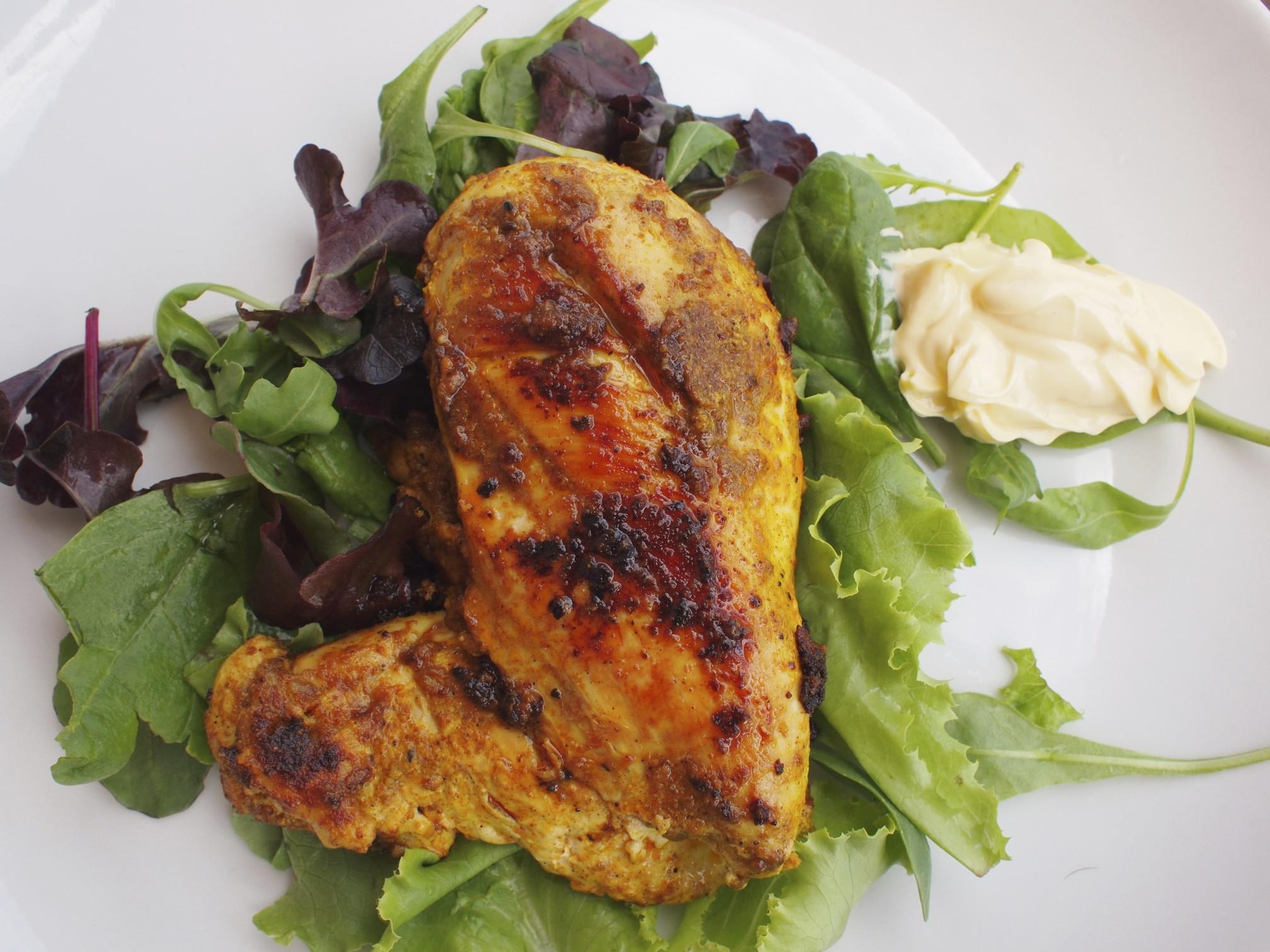 Easy Low Cholesterol Recipes  Easy Low Fat BBQ Chicken Recipe Thaumaturgical