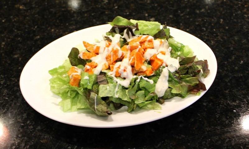 Easy Low Fat Chicken Recipes  Easy Low Fat Buffalo Chicken Salad