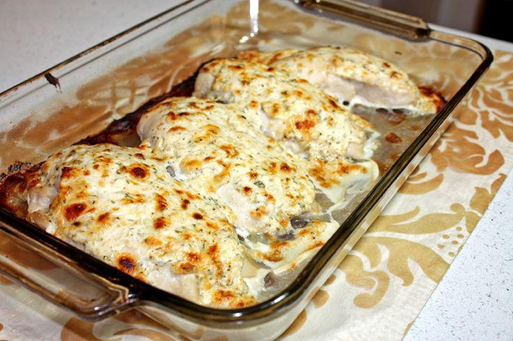 Easy Low Fat Chicken Recipes  Best 25 Yogurt chicken ideas on Pinterest