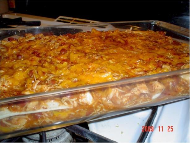 Easy Low Fat Recipes  Easy Low Fat Chicken Enchilada Casserole Recipe Food