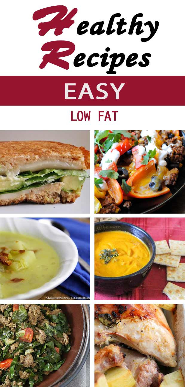 Easy Low Fat Recipes  Healthy Low Fat Collage Porn Video