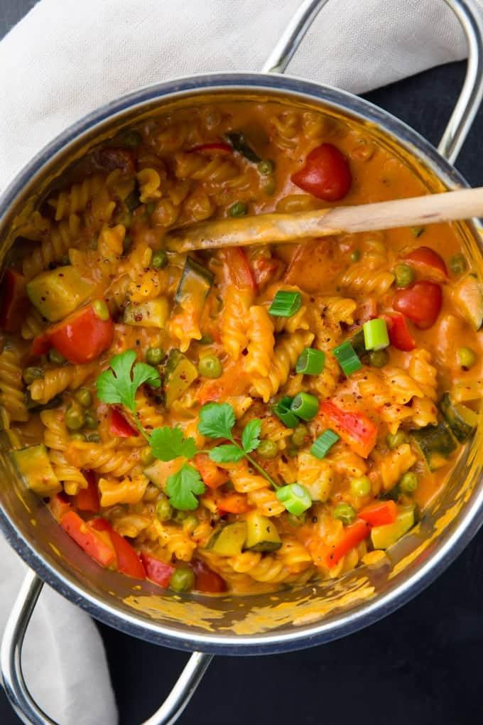 Easy Quick Vegan Dinners  12 Quick Veggie Meals Vegan Heaven