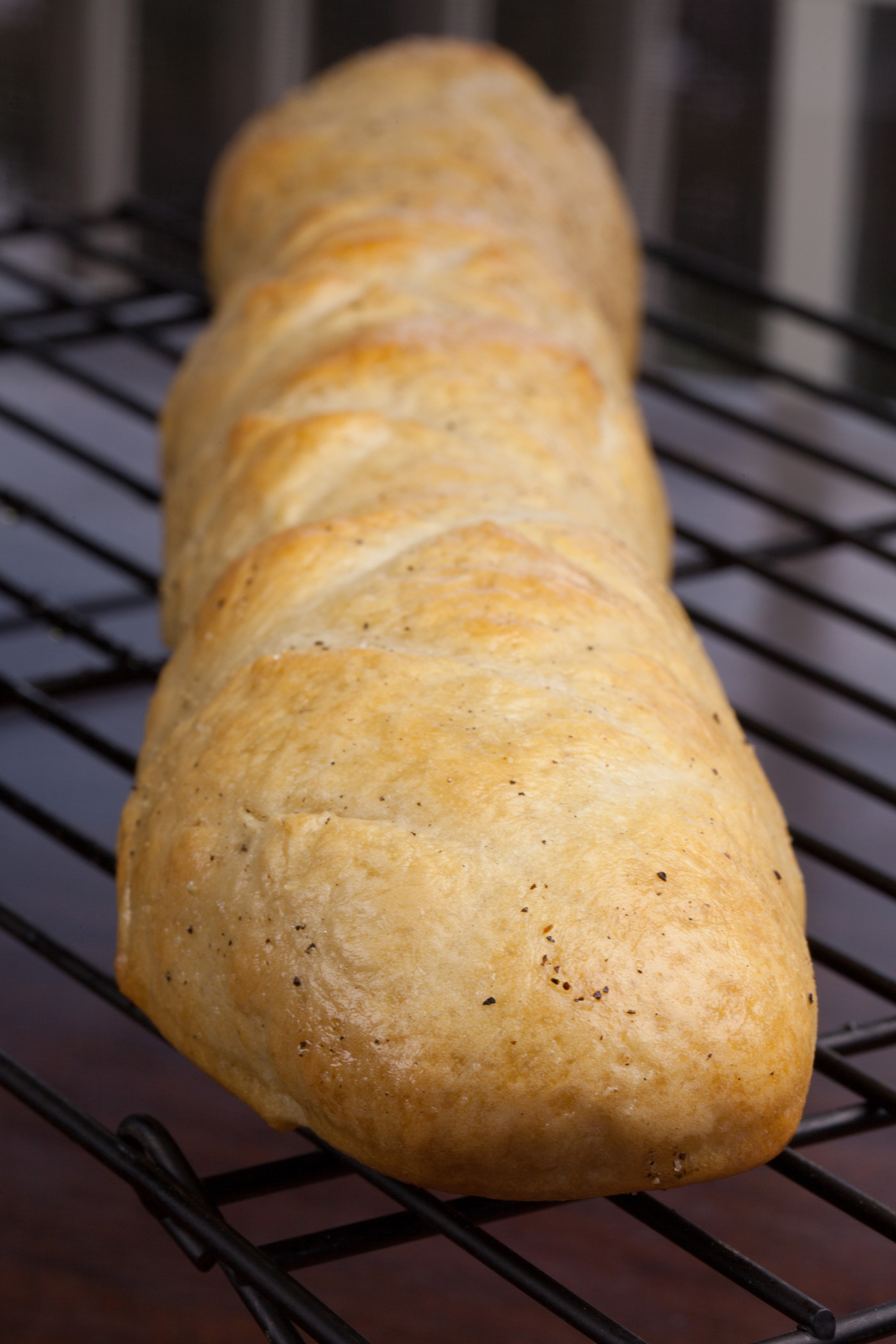 Easy Vegan Bread  Easy Vegan French Bread