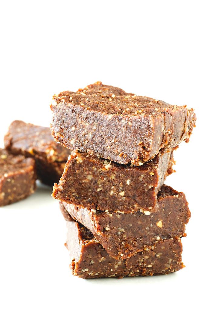 Easy Vegan Brownies Easy Raw Vegan Brownies