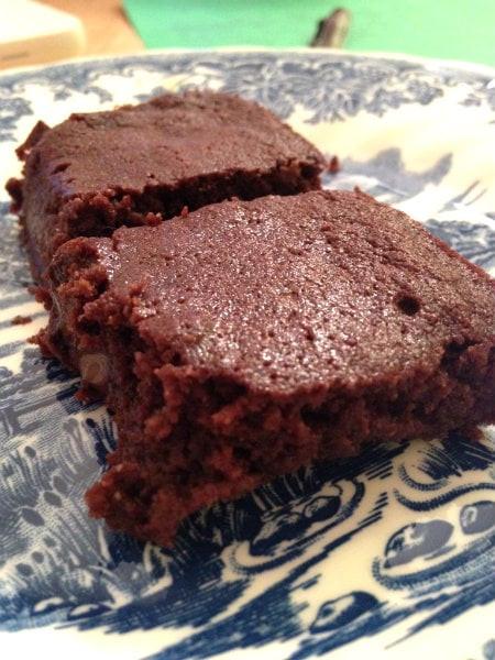 Easy Vegan Brownies Easy Vegan Brownie Recipe