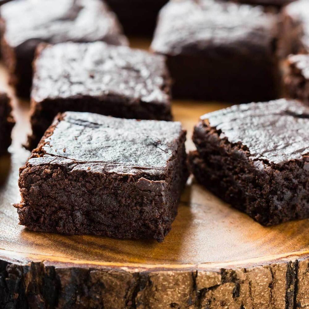 Easy Vegan Brownies Easy Vegan Brownies