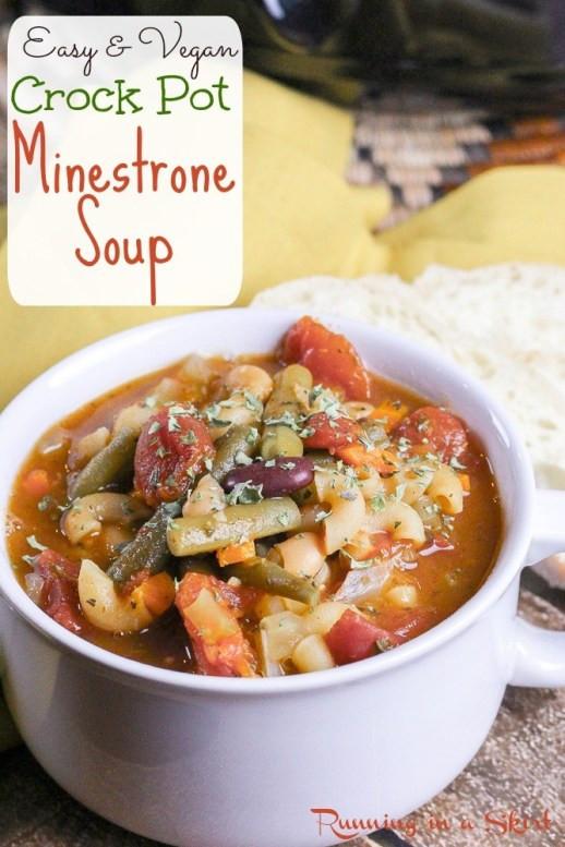 Easy Vegan Crock Pot Recipes  10 Cozy Ve arian Crock Pot Soup recipes