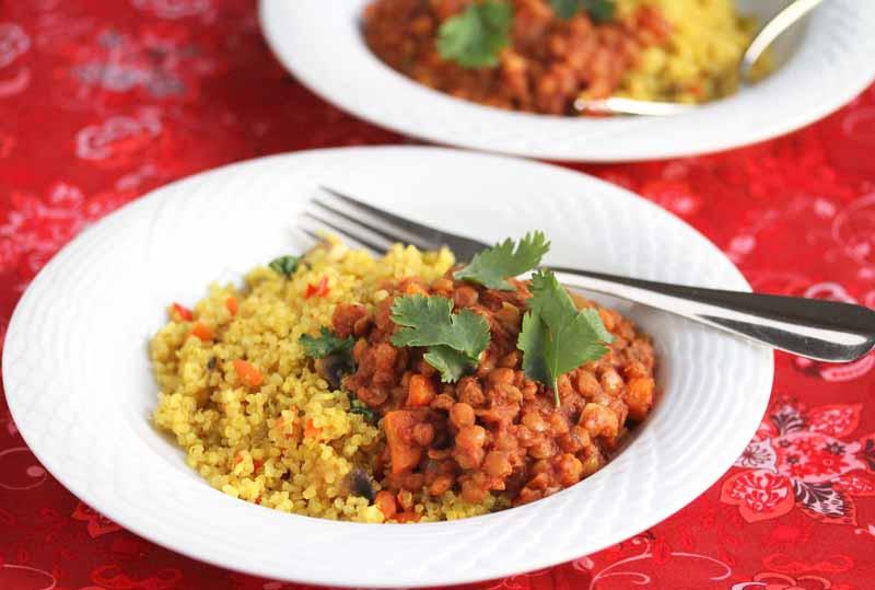 Easy Vegan Crock Pot Recipes  17 Crock Pot Ve arian Chili Recipes 5 Bonus Meaty