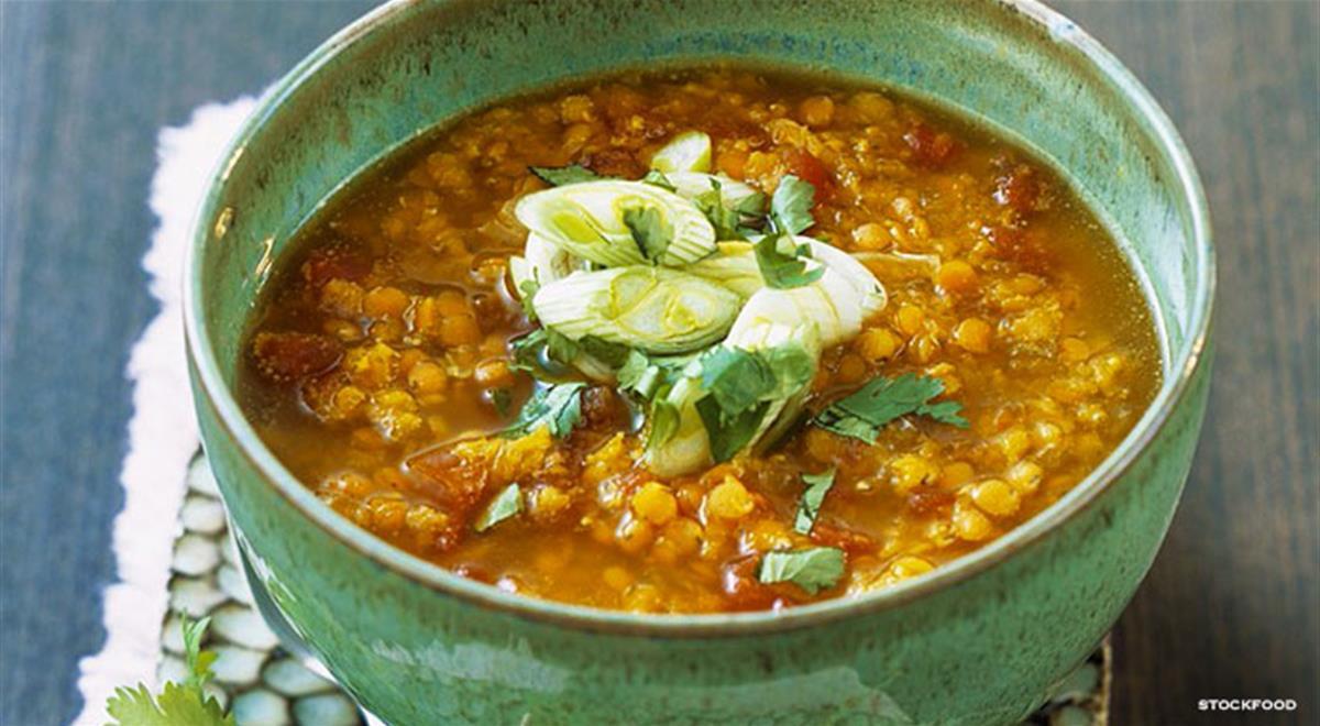 Easy Vegan Lentil Recipes  Vegan Red Lentil Soup an Easy Indian Recipe to Try