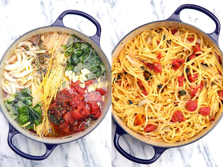 Easy Vegetarian Dinner Recipes For Family  15 vegan one pot dinners for no fuss low mess meals in a