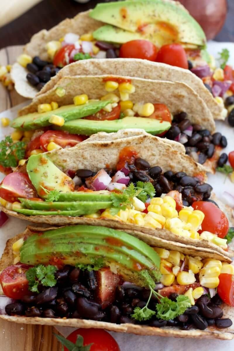 Easy Vegetarian Lunch Recipes  Easy Vegan Lunch Recipes You Can Make in 10 Minutes or Less