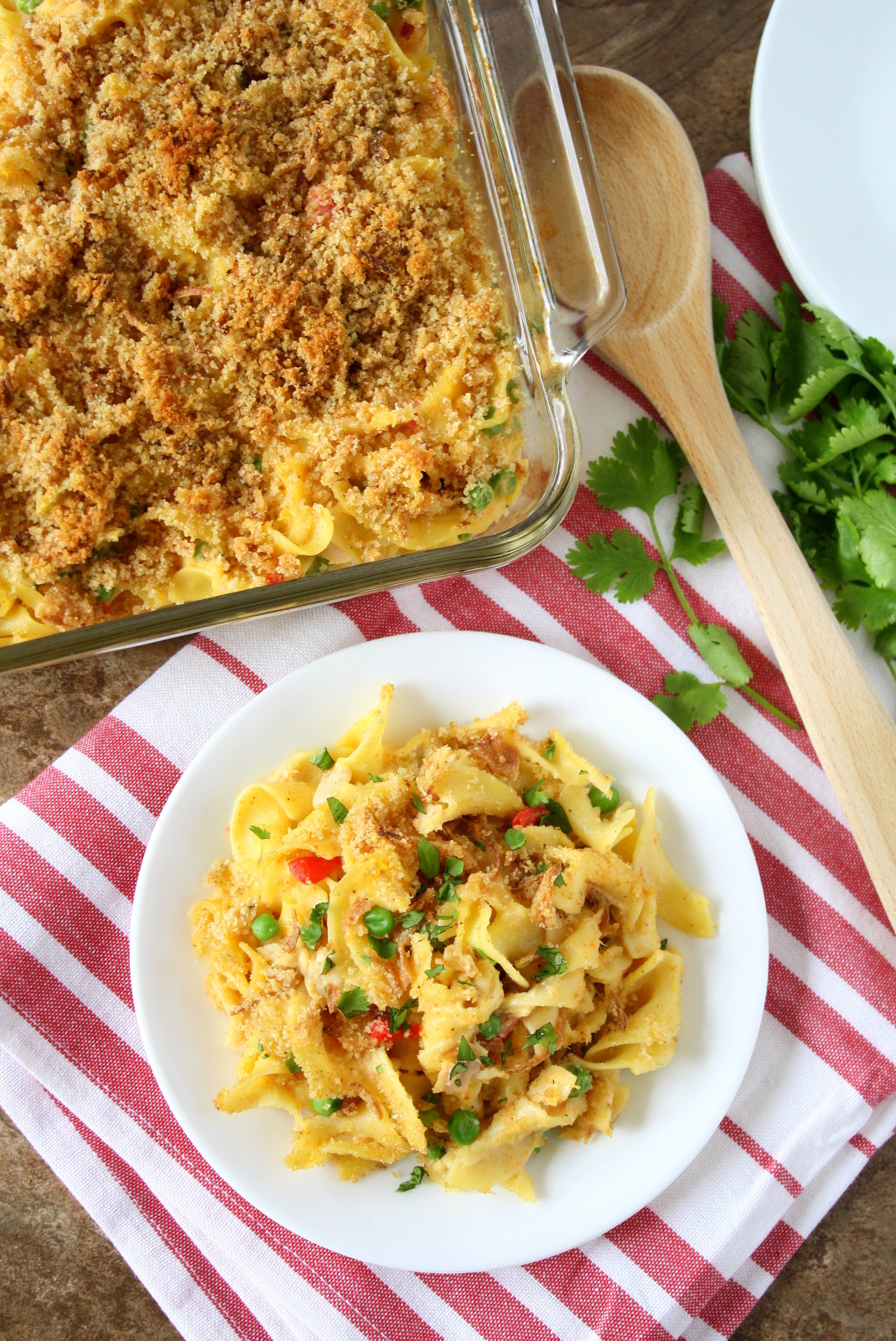 Egg Noodle Casserole Recipes Vegetarian  Dairy Free Tuna Noodle Casserole