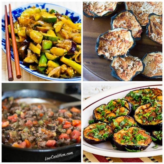 Eggplant Low Carb Recipes  Kalyn s Kitchen The BEST Low Carb and Gluten Free