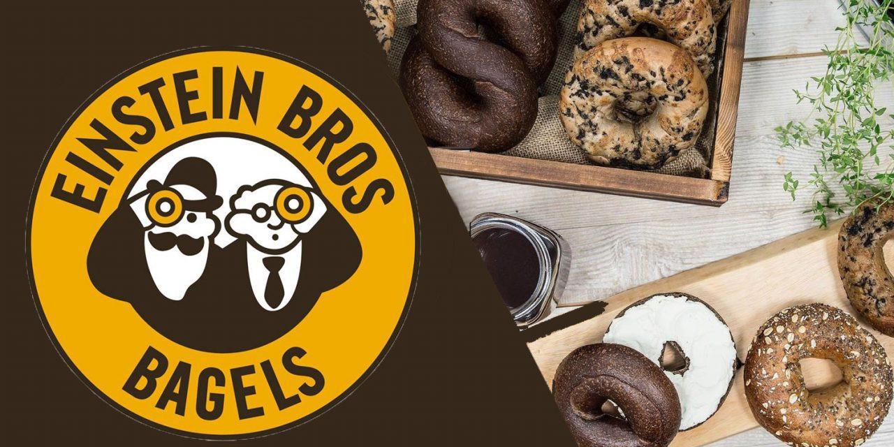 Einstein Bros Bagels Vegan  Einstein Bros Bagels Adds Vegan Cream Cheese Schmear at