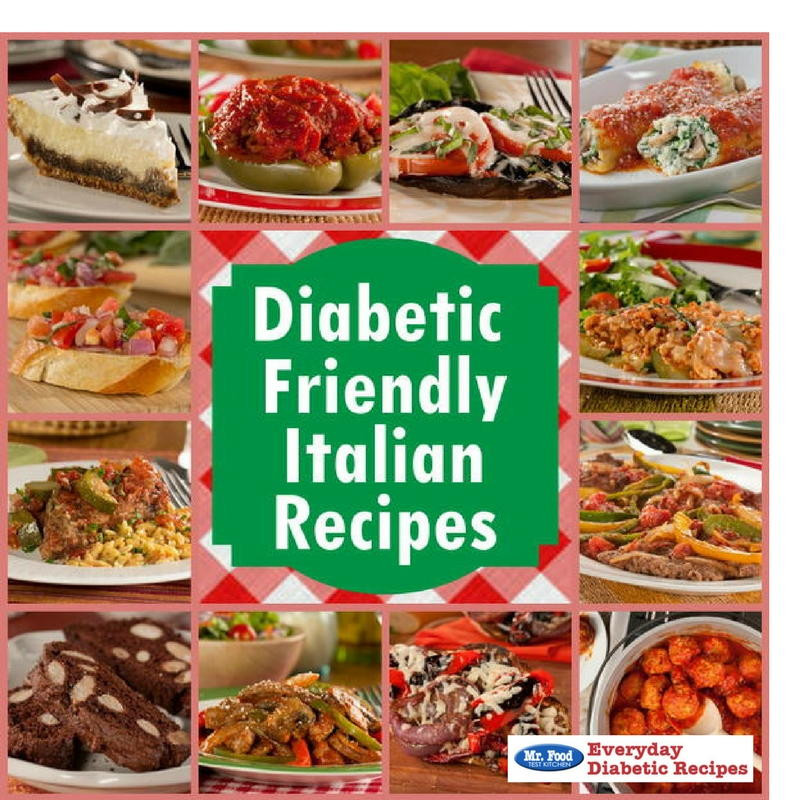 Everyday Diabetic Recipes  Diabetic Friendly Italian Recipes