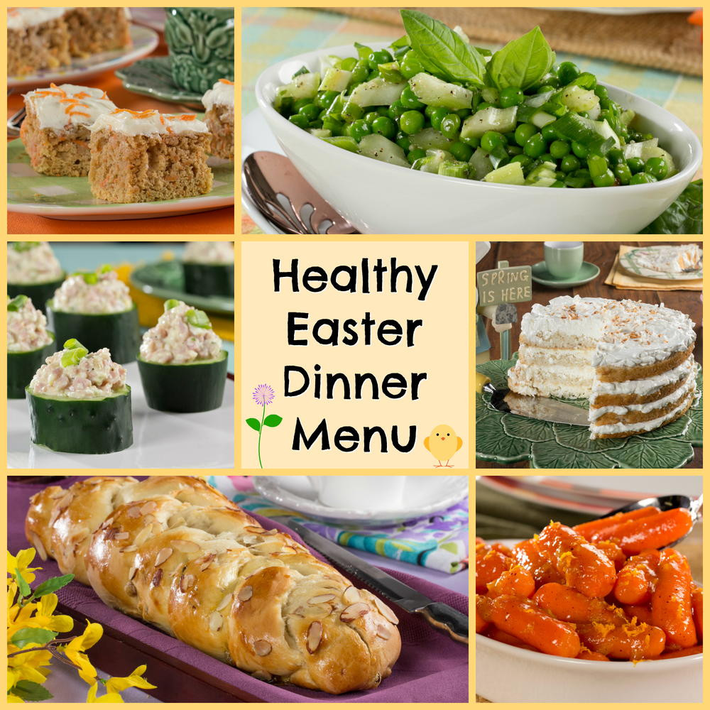 Food For Easter Dinner  12 Recipes for a Healthy Easter Dinner Menu