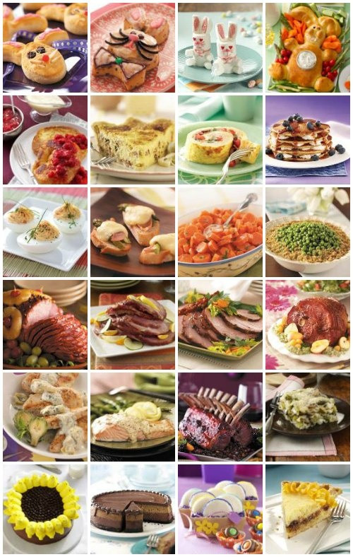 Food For Easter Dinner  That s Pinterest ing Getting ready for Easter Your