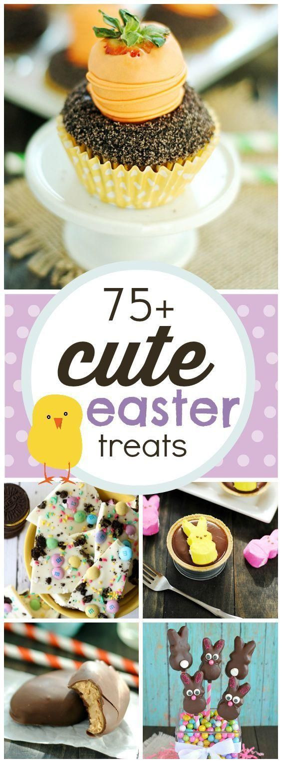 Food Network Easter Desserts  75 Cute Easter Treats
